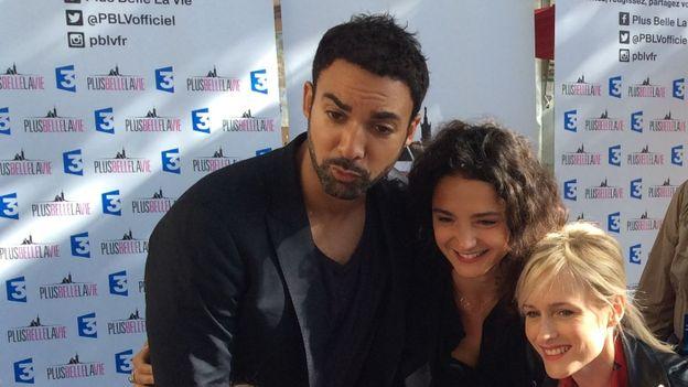 Gabriel, Emma et Eugénie - PBLV