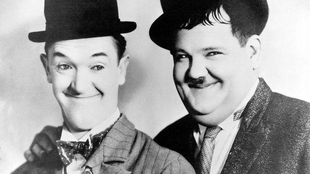 Stan et Ollie : le duo mythique, de retour à l'écran