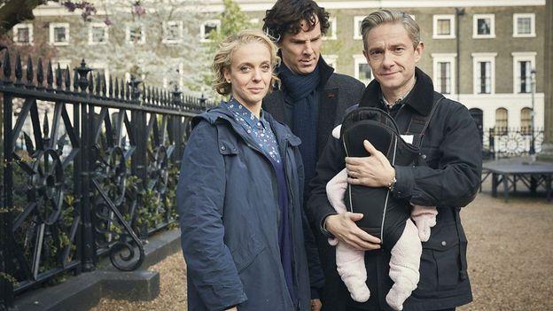 Sherlock : ce que vous ne savez pas sur la série !
