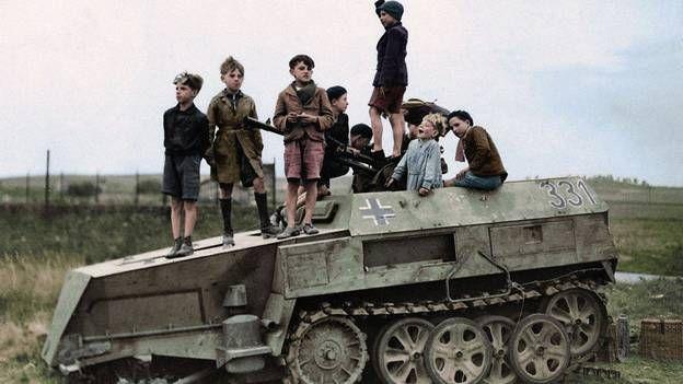 Retour aux sources : La guerre des enfants
