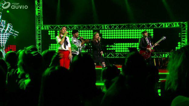 Les coachs de The Voice Belgique vous réservent une surprise !
