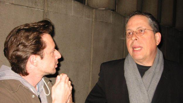 Marc Moulin l'invité de Hep Taxi en octobre 2002