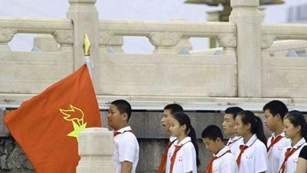 Les enfants de la révolution chinoise dans Retour aux sources
