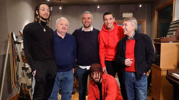 Portrait des trois rappeurs belges qui ont séduit Adamo