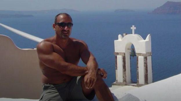 Grand sportif quinquagénaire, Domizzio Danieli est décédé d'une tumeur au cerveau.