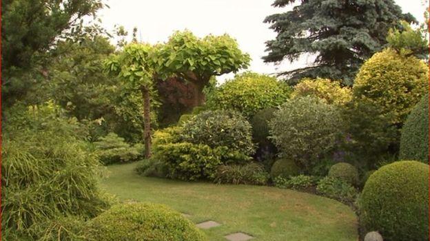 Le jardin de Philippe - un entretien au cordeau