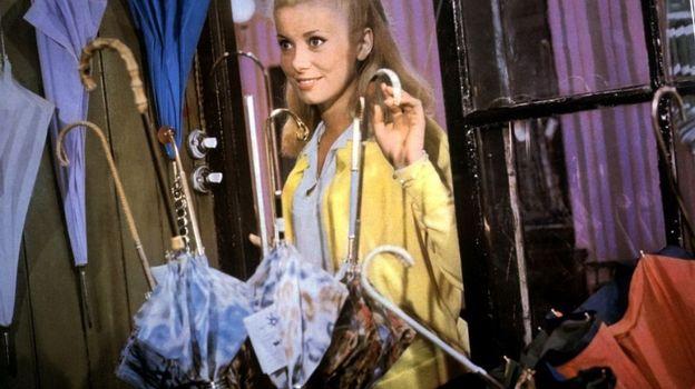 Vous souvenez-vous du premier grand rôle de Catherine Deneuve ?