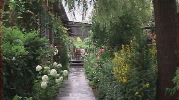 le jardin d'Héléna