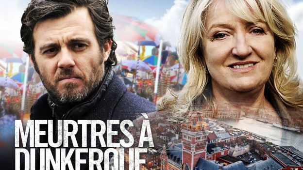 """Charlotte de Turckheim mène l'enquête dans """"Meurtres à Dunkerque"""""""