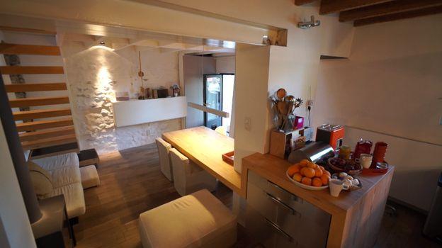 r novation d 39 une maison moderniste de l 39 architecte marcel leborgne rtbf une brique dans le ventre. Black Bedroom Furniture Sets. Home Design Ideas
