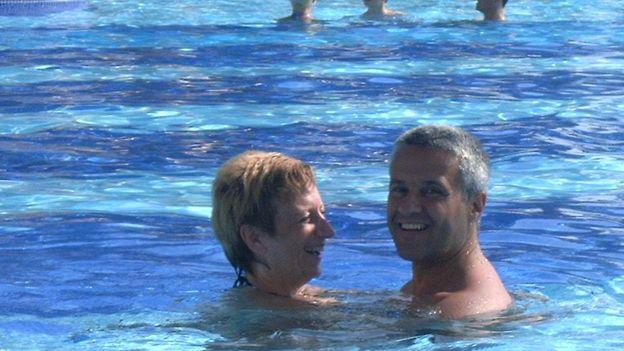 Karine et Claudio