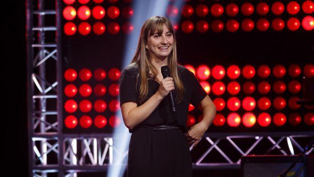 """Alice Spa de The Voice Belgique : """"c'était le bon moment de revenir"""""""