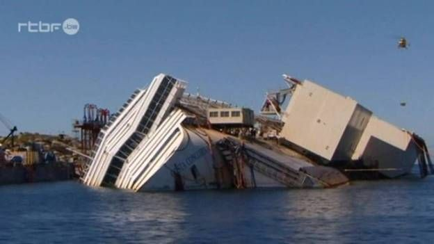 Hors de contrôle : Le Costa Concordia