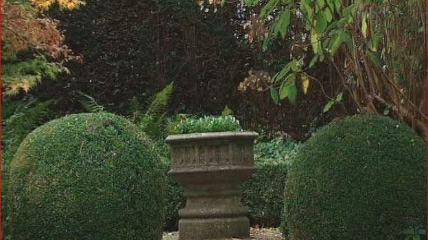 Chez Godelieve et Robert, le jardin est conçu pour être attirant ...