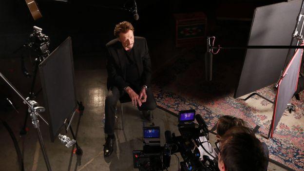 Soirée spéciale dédiée à Johnny Hallyday sur la RTBF