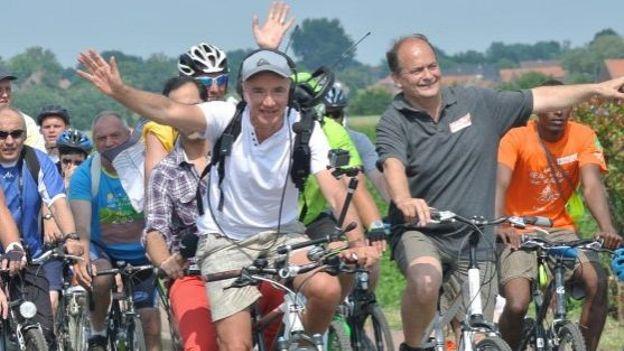 Le Beau Vélo de RAVeL sillonne l'Ardenne