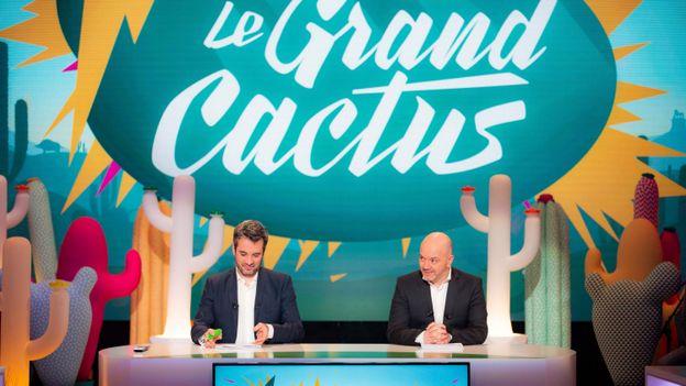 Les Cactus de Jérôme de Warzée, ce jeudi 7 février !