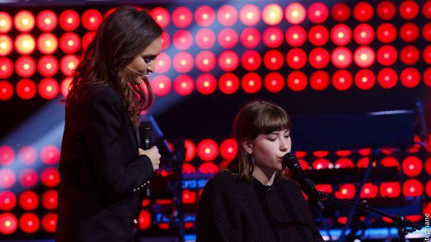 The Voice Belgique : quand Typh dupe ses camarades…