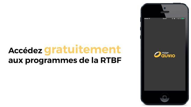 RTBF Auvio désormais disponible via App