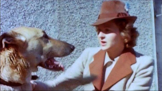 Retour aux sources : Eva Braun épouse Hitler
