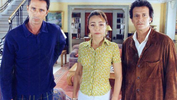 """Catherine Frot est Marlène Sasseur dans """"Le dîner de con"""" (1998)"""