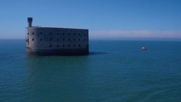 Olivier Minne vous attend sur le Fort !