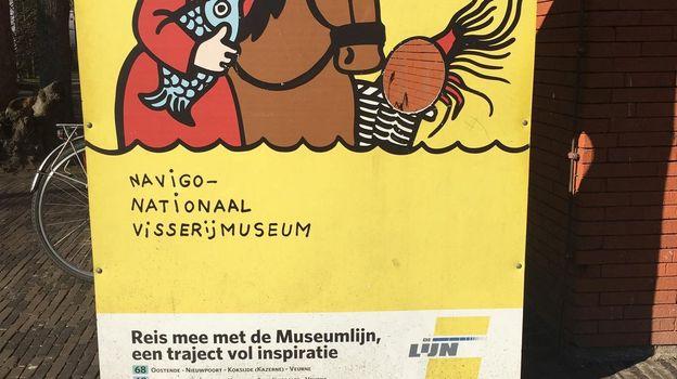 Musée et expo à la Mer du Nord