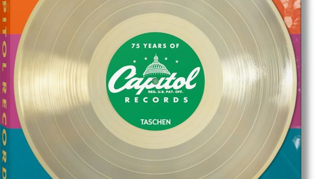 """75 years of Capitol Records"" - Reuel Golden & Barney Hoskyns - Ed Taschen"