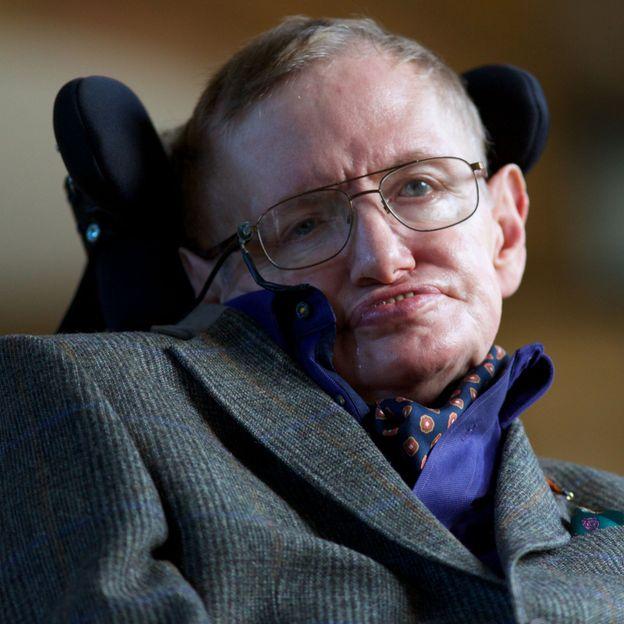 Hommage à la merveilleuse histoire de Stephen Hawking