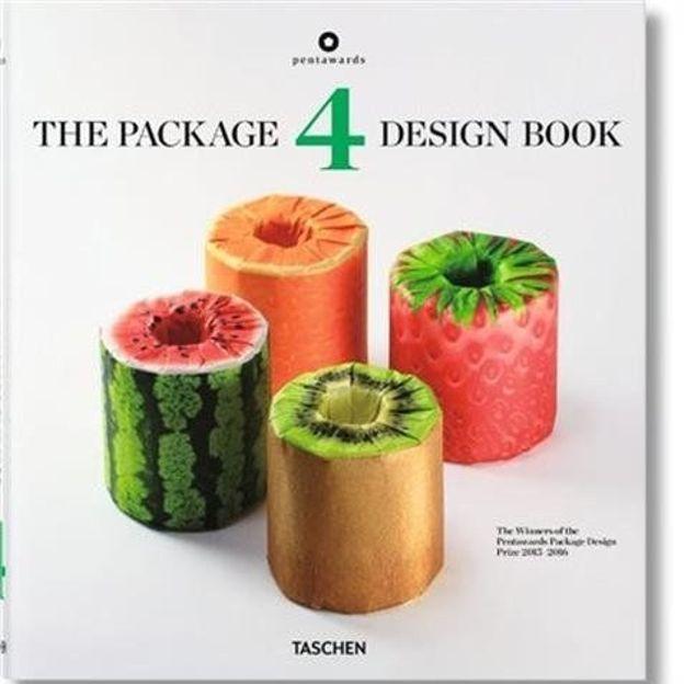 « The package design book 4 » - Pentawards, Julius Wiedemann -  Ed Taschen