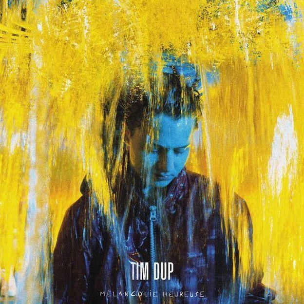 """Cover de l'album """"Mélancolie heureuse"""""""