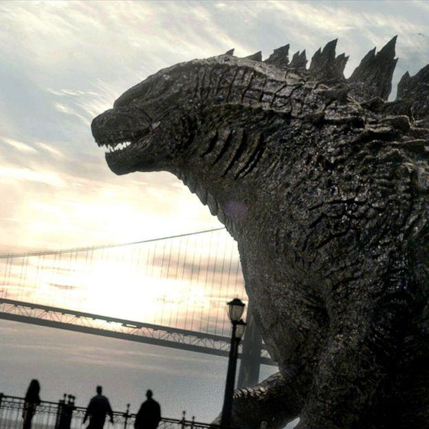 Godzilla débarque sur La Deux !