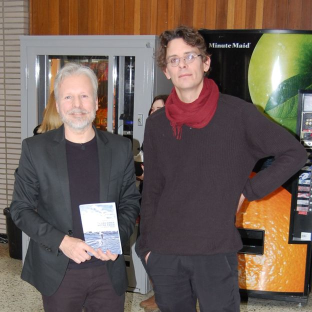 Thierry Bellefroid et Harold Schuiten