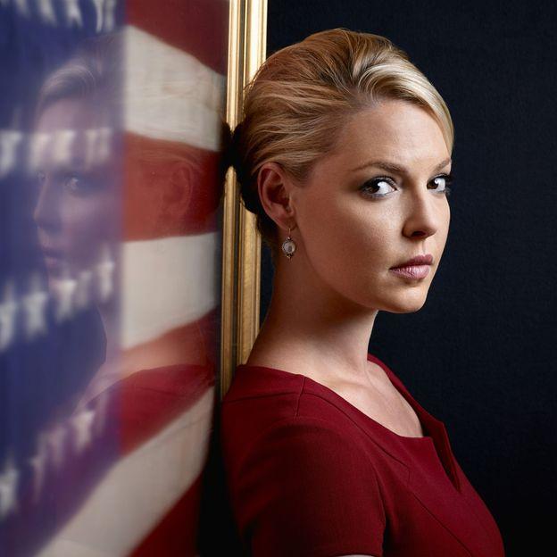 """Après """"Grey's Anatomy"""", Katherine Heigl fait son comeback à la télévision"""