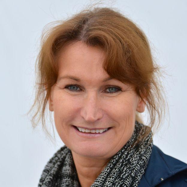 """Viveca Sten, l'avocate devenue """"reine du polar suédois"""""""