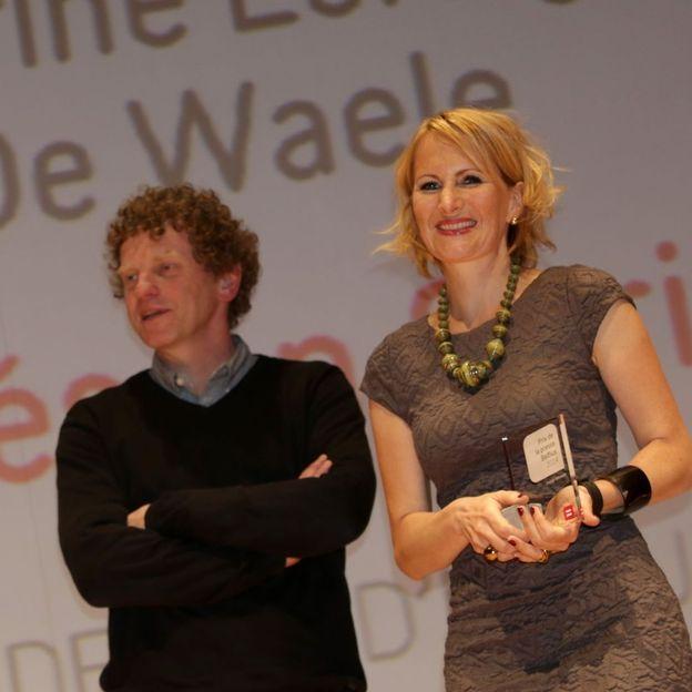 Catherine Lorsignol et Jean De Waele 2