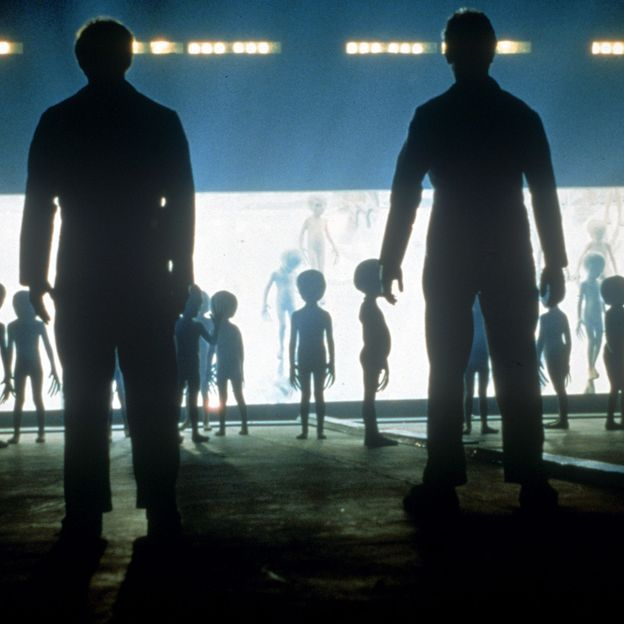 Steven Spielberg et sa passion pour les extraterrestres