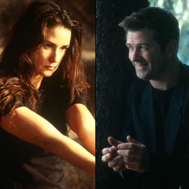 "Alec Baldwin manipule Demi Moore dans ""La Jurée"""