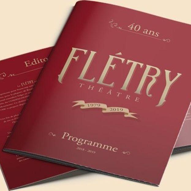 Les Compagnons du Flétry, troupe de théâtre de Rixensart née en 1979,