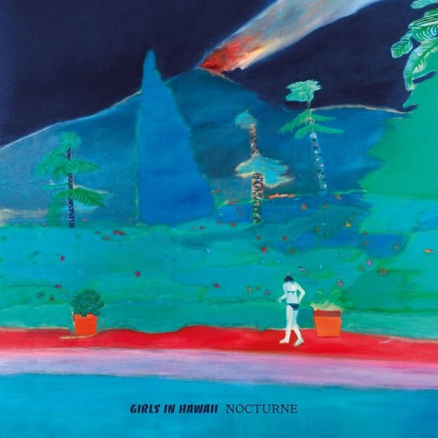 "Le nouvel album ""Nocturne"" de Girls In Hawaii"