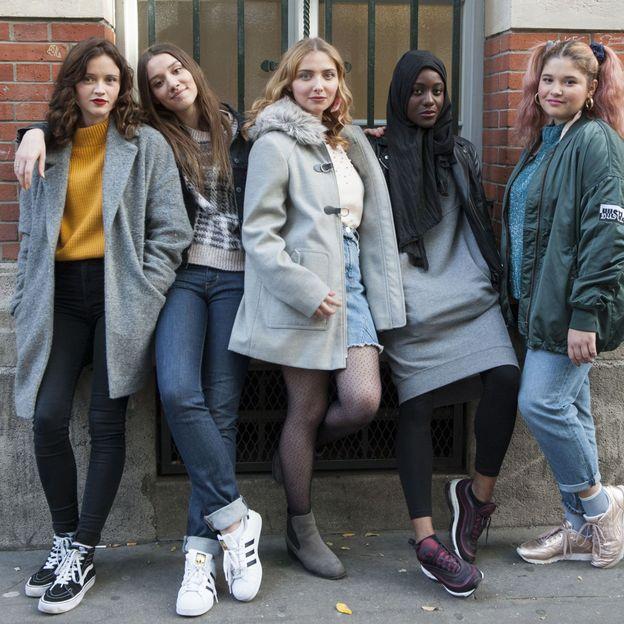 Les filles de Skam Belgique