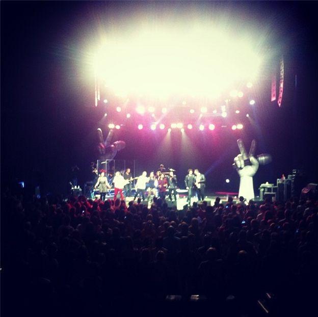 VIDEO: Les coulisses du concert The Voice Belgique