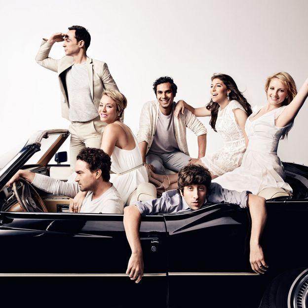 """Les acteurs de """"The Big Bang Théory"""" riches et très généreux"""