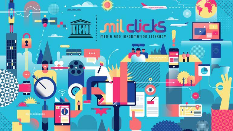 Semaine mondiale de l'éducation aux médias et à l'information 2019