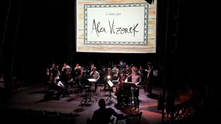 """""""Pierre & le Loup"""", un conte musical indémodable, éclairé par la voix et l'humour d'Alex Vizorek"""