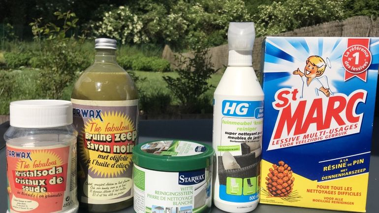 Comment nettoyer votre mobilier de jardin en plastique ? On ...