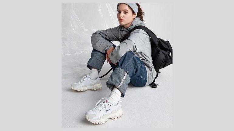 Umbro sort sa nouvelle sneakers, \