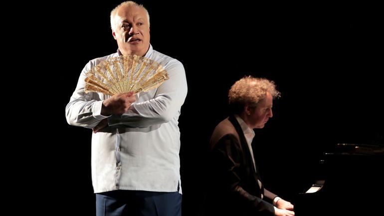 """Éric-Emmanuel Schmitt revient sur scène : """"Chopin, c?est l?art de l?intimité"""""""