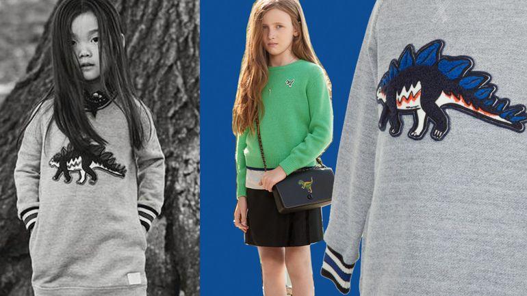 Colette Pour À Enfantine S'associe Une Coach Première Collection xtsChQdrBo