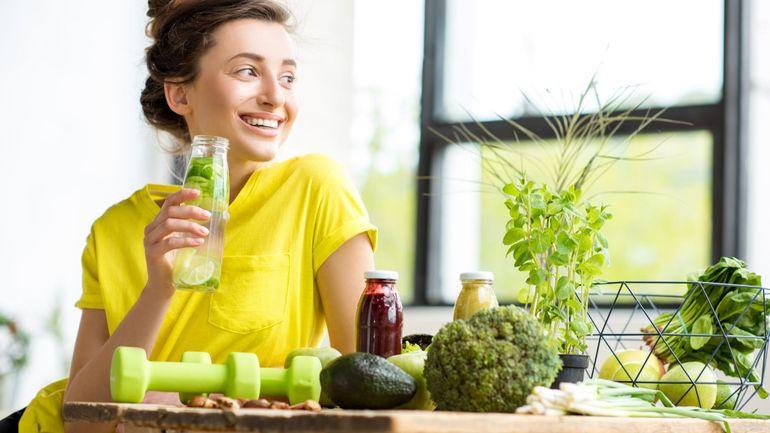 enlever les toxine du corps
